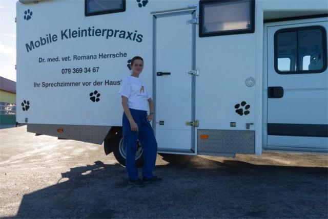 Mobile Kleintierpraxis Romana Hersche